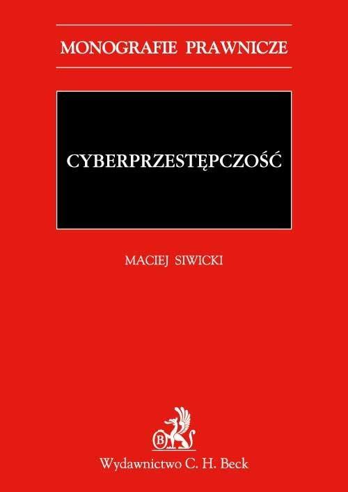 Cyberprzestępczość - Ebook (Książka PDF) do pobrania w formacie PDF