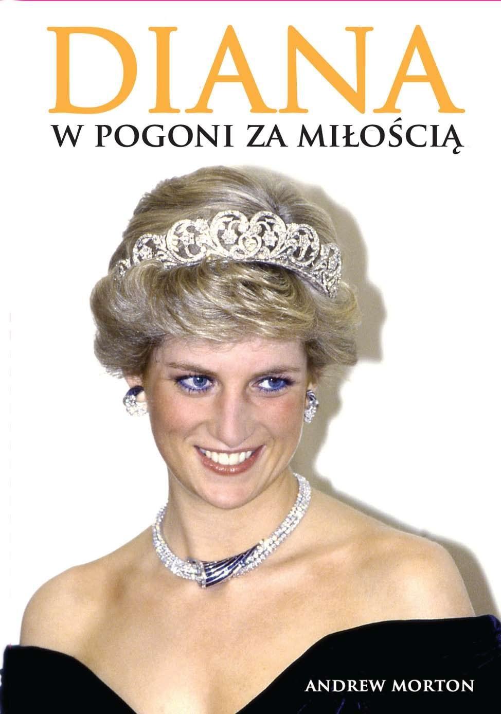 Diana. W pogoni za miłością - Ebook (Książka na Kindle) do pobrania w formacie MOBI