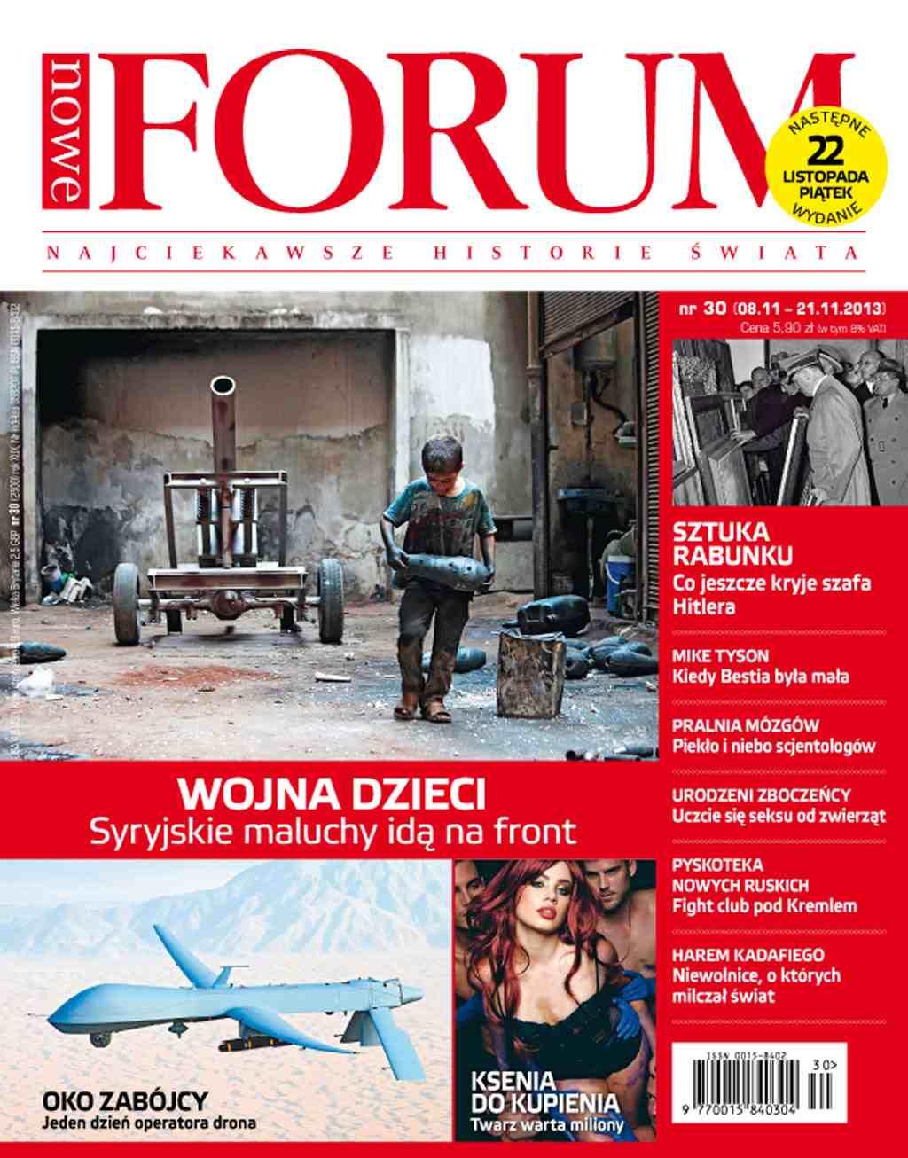 Forum nr 30/2013 - Ebook (Książka PDF) do pobrania w formacie PDF