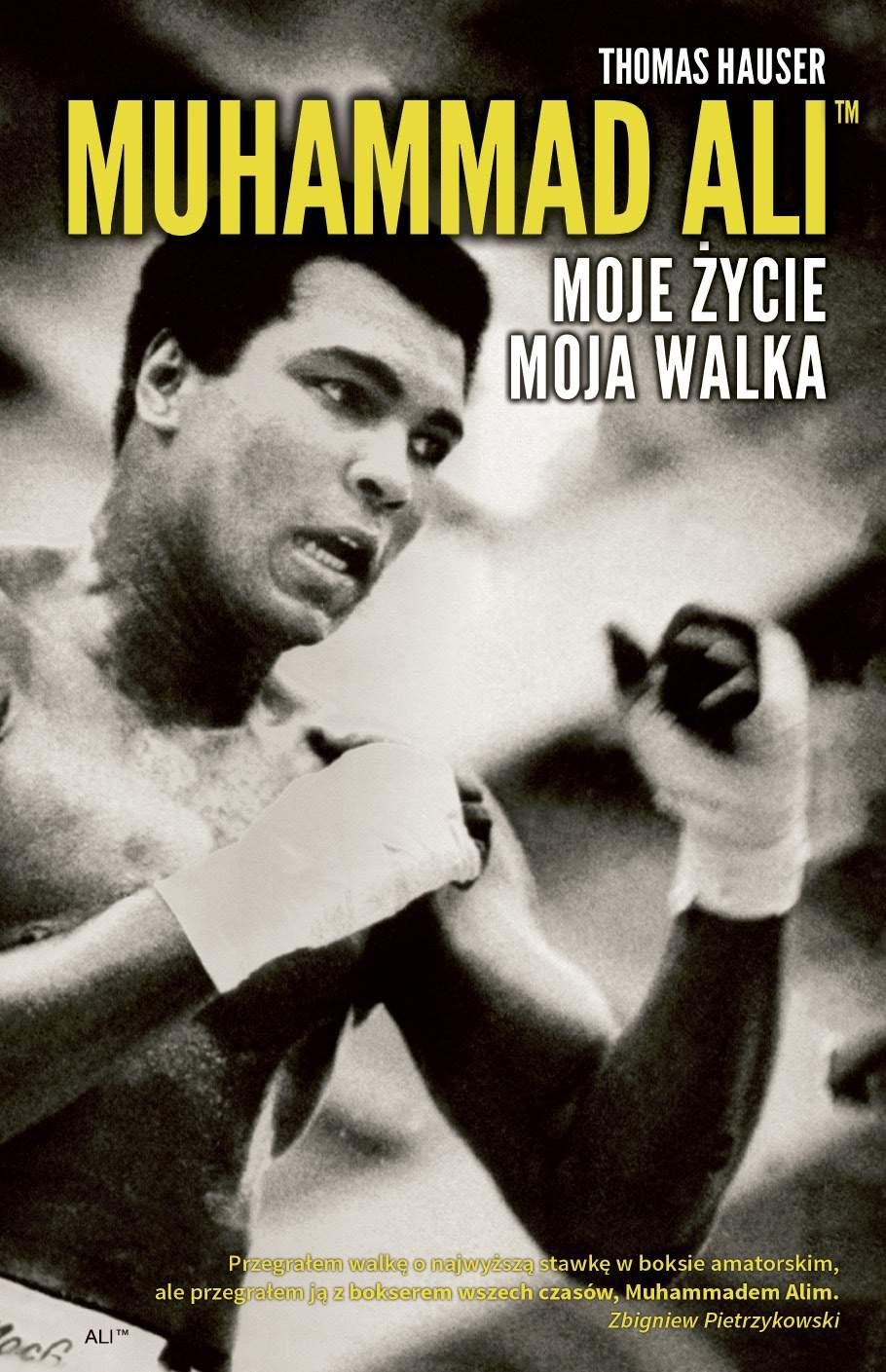 Muhammad Ali. Moje życie, moja walka - Ebook (Książka EPUB) do pobrania w formacie EPUB