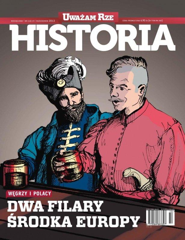 """""""Uważam Rze Historia"""" nr 10/2013 - Ebook (Książka PDF) do pobrania w formacie PDF"""