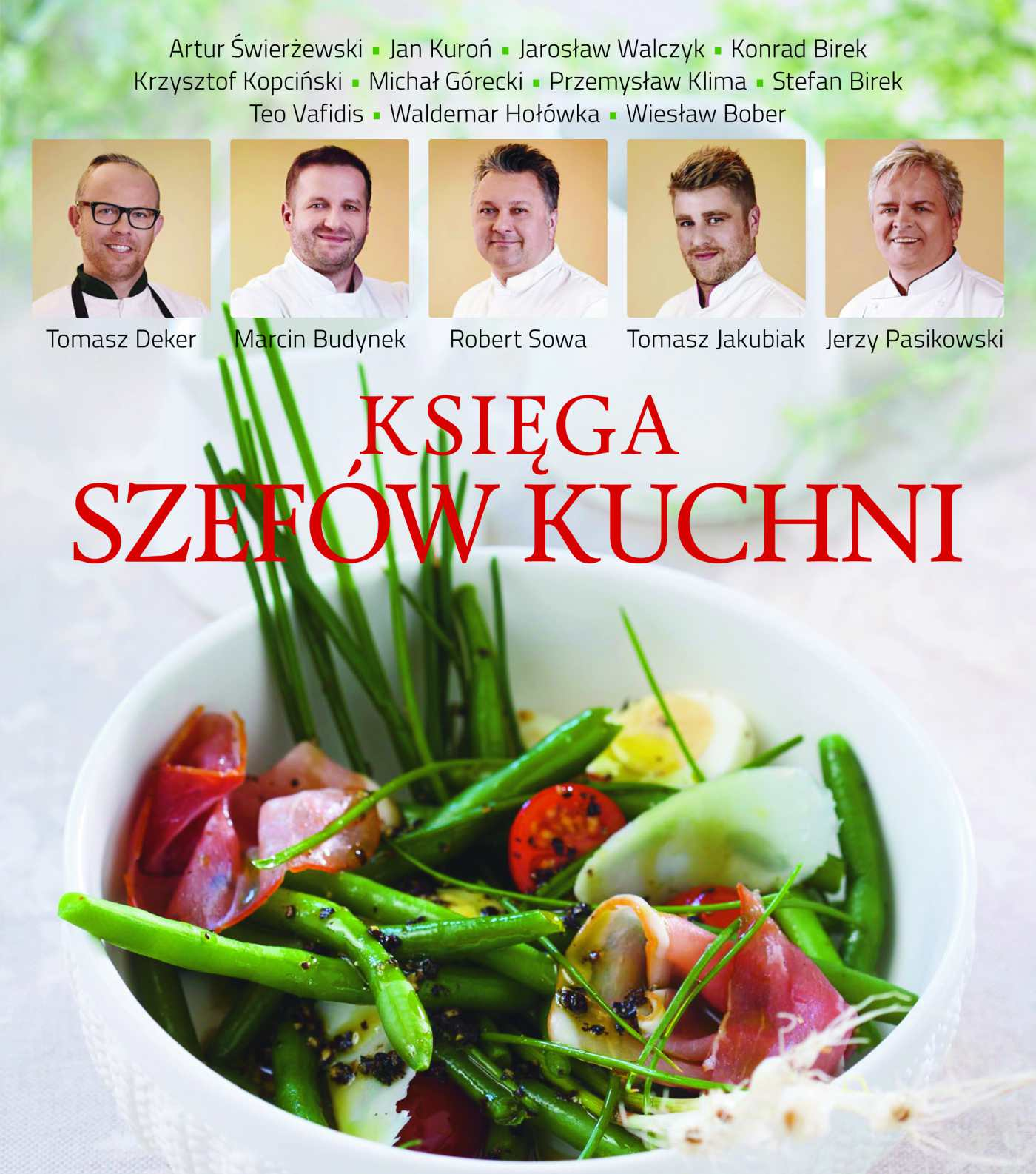 Księga szefów kuchni - Ebook (Książka EPUB) do pobrania w formacie EPUB