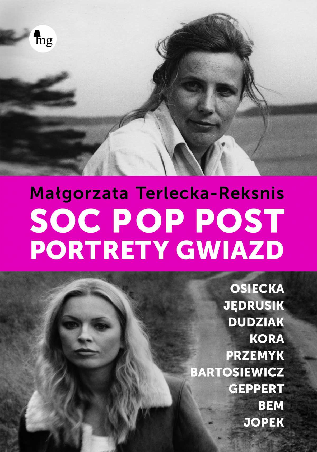 Soc, pop, post. Portrety gwiazd - Ebook (Książka EPUB) do pobrania w formacie EPUB