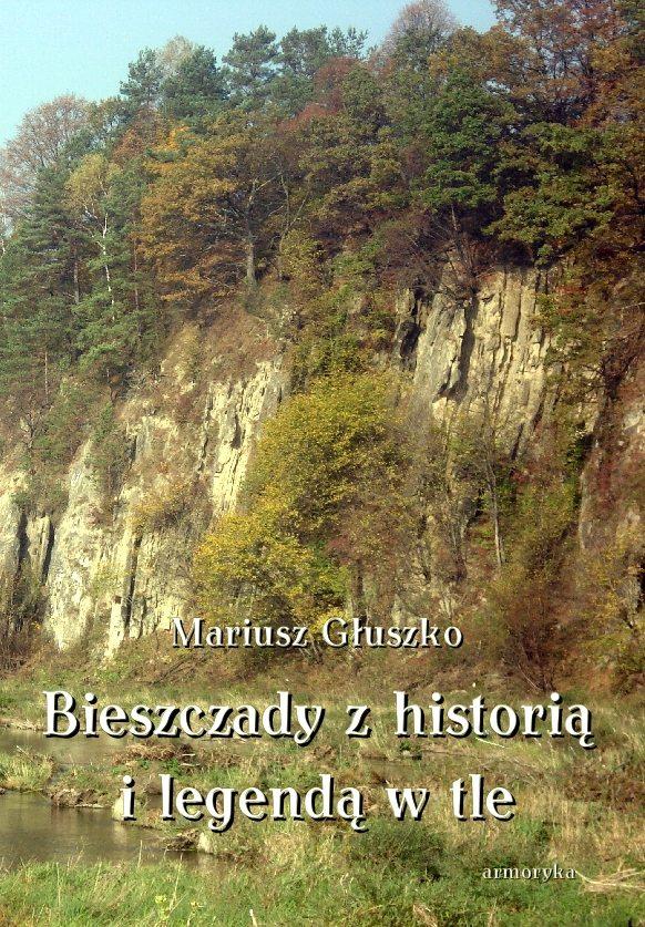 Bieszczady z historią i legendą w tle - Ebook (Książka na Kindle) do pobrania w formacie MOBI