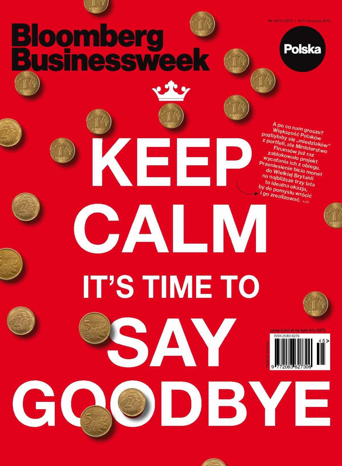"""""""Bloomberg Businessweek"""" wydanie nr 45/13 - Ebook (Książka PDF) do pobrania w formacie PDF"""