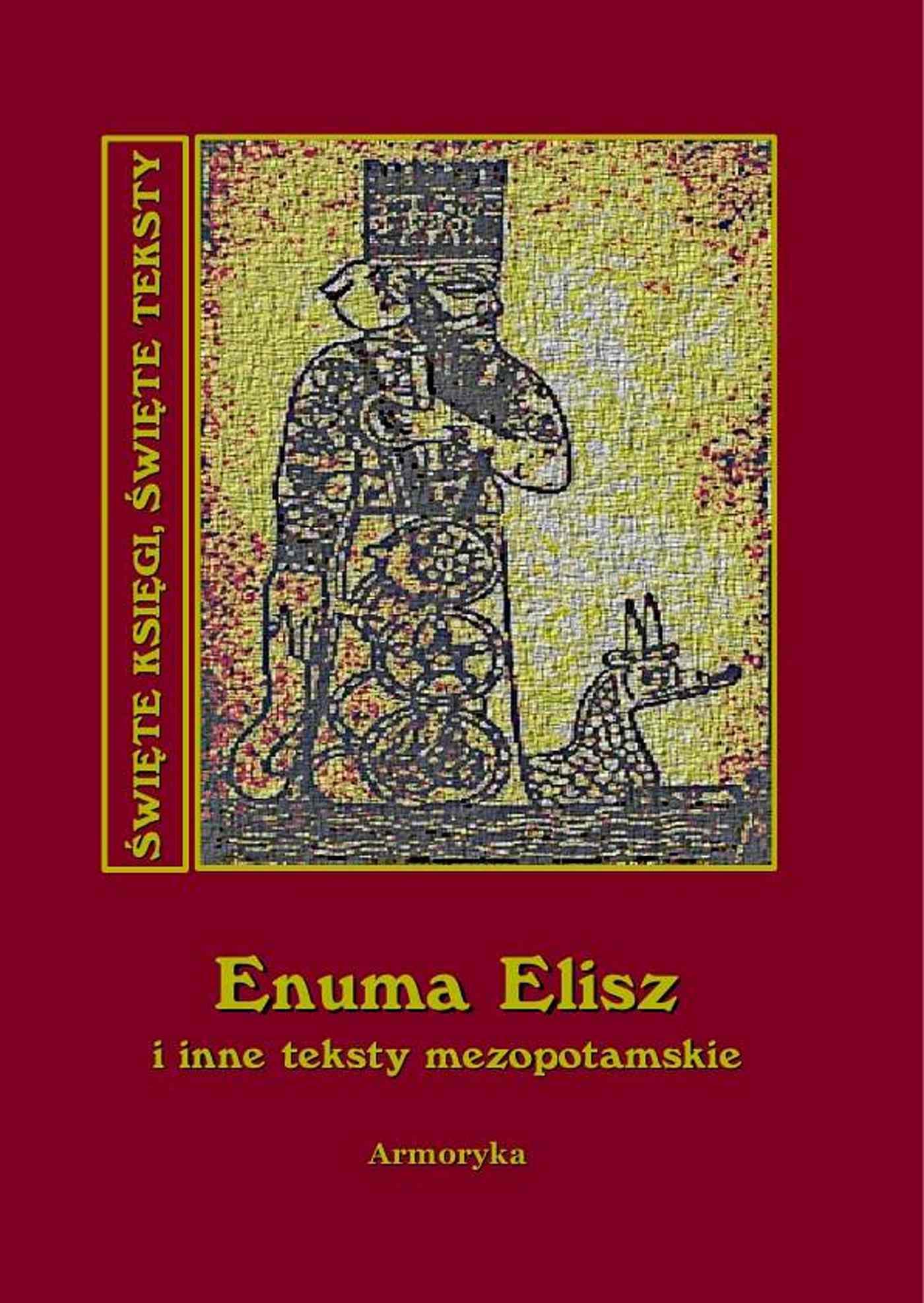 Enuma Elisz - Ebook (Książka EPUB) do pobrania w formacie EPUB