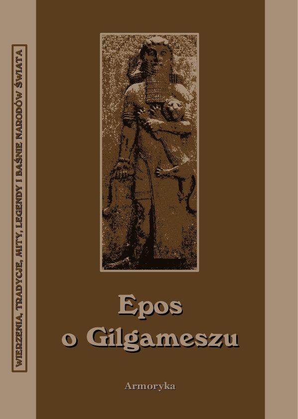 Epos o Gilgameszu - Ebook (Książka na Kindle) do pobrania w formacie MOBI