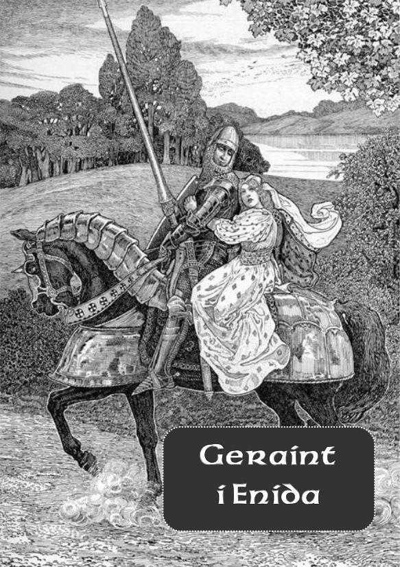 Geraint i Enida - Ebook (Książka na Kindle) do pobrania w formacie MOBI