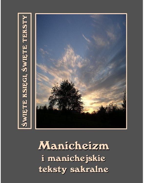 Manichejskie teksty sakralne - Ebook (Książka na Kindle) do pobrania w formacie MOBI