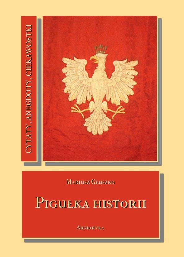Pigułka historii - Ebook (Książka na Kindle) do pobrania w formacie MOBI