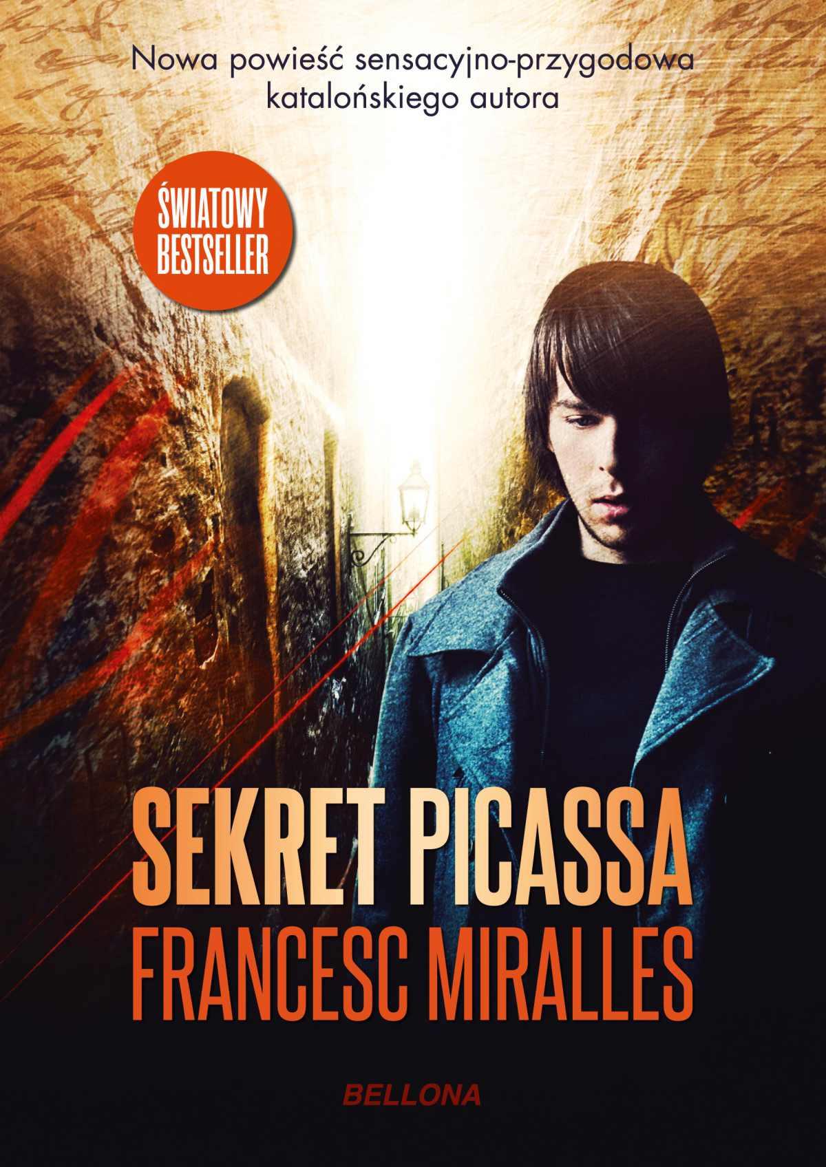 Sekret Picassa - Ebook (Książka na Kindle) do pobrania w formacie MOBI