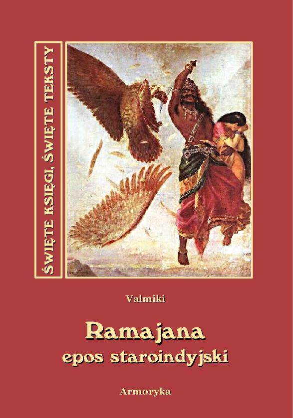 Ramajana. Epos indyjski - Ebook (Książka na Kindle) do pobrania w formacie MOBI