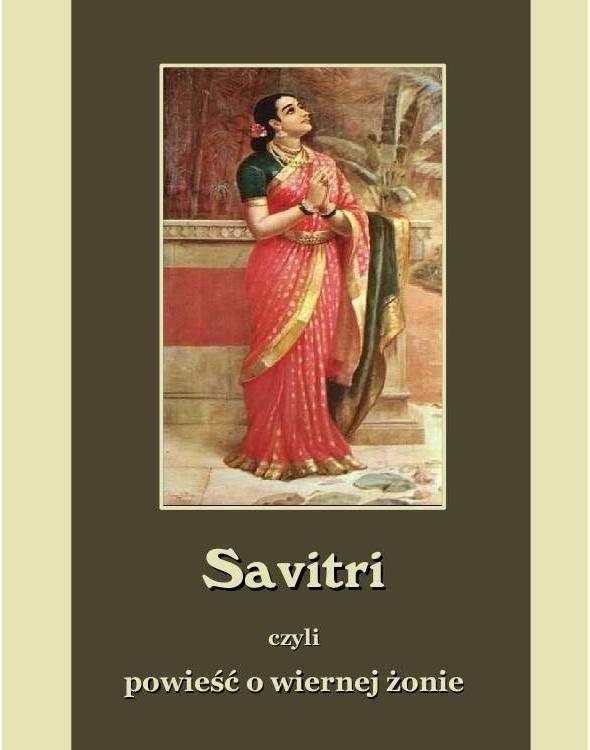 Savitri. Powieść o wiernej żonie - Ebook (Książka na Kindle) do pobrania w formacie MOBI