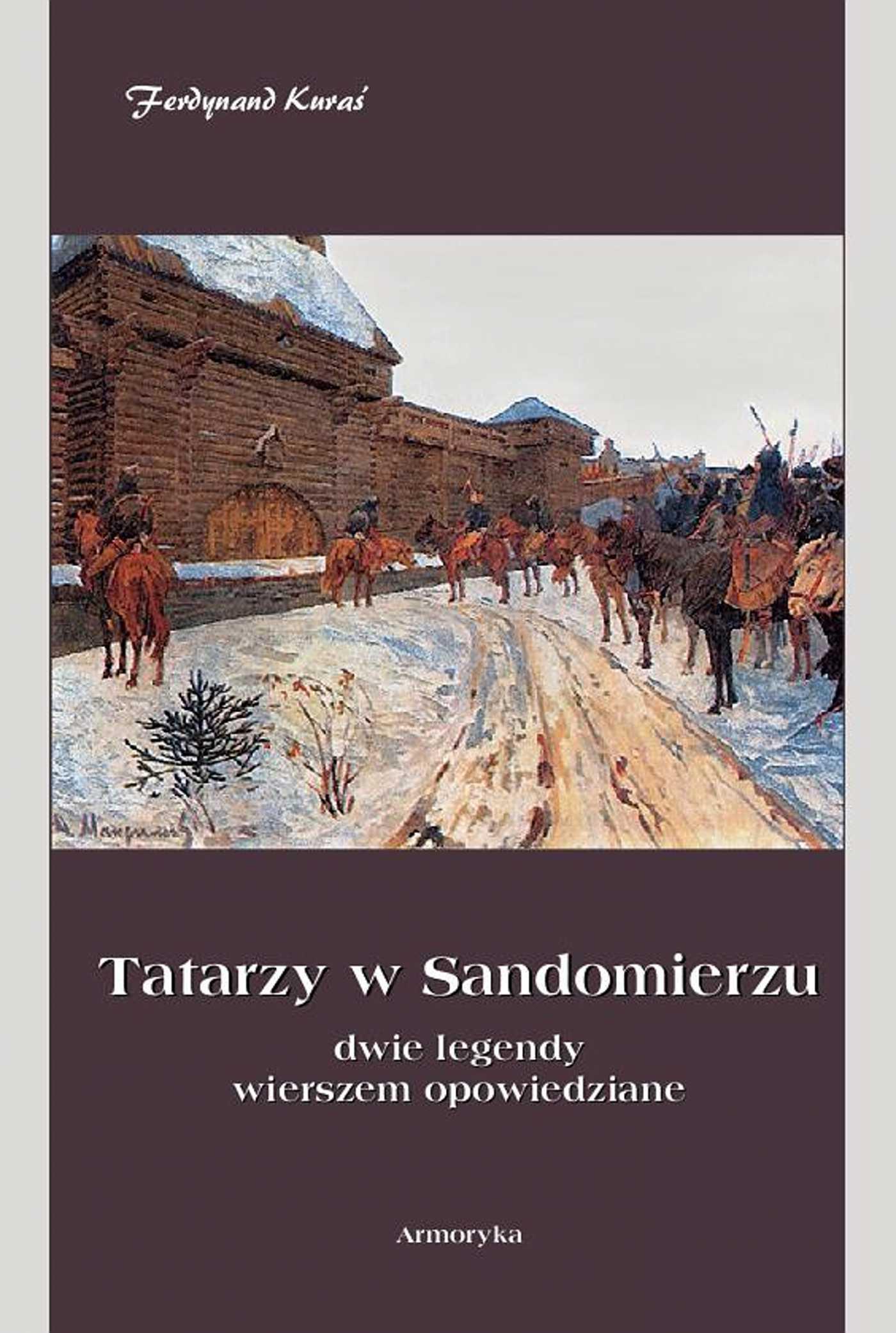 Tatarzy w Sandomierzu - Ebook (Książka EPUB) do pobrania w formacie EPUB