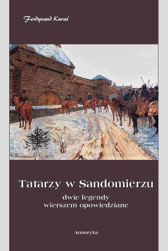 Tatarzy w Sandomierzu - Ebook (Książka na Kindle) do pobrania w formacie MOBI