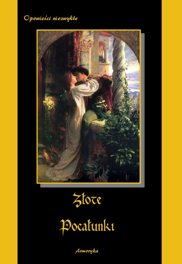 Złote pocałunki - Ebook (Książka na Kindle) do pobrania w formacie MOBI