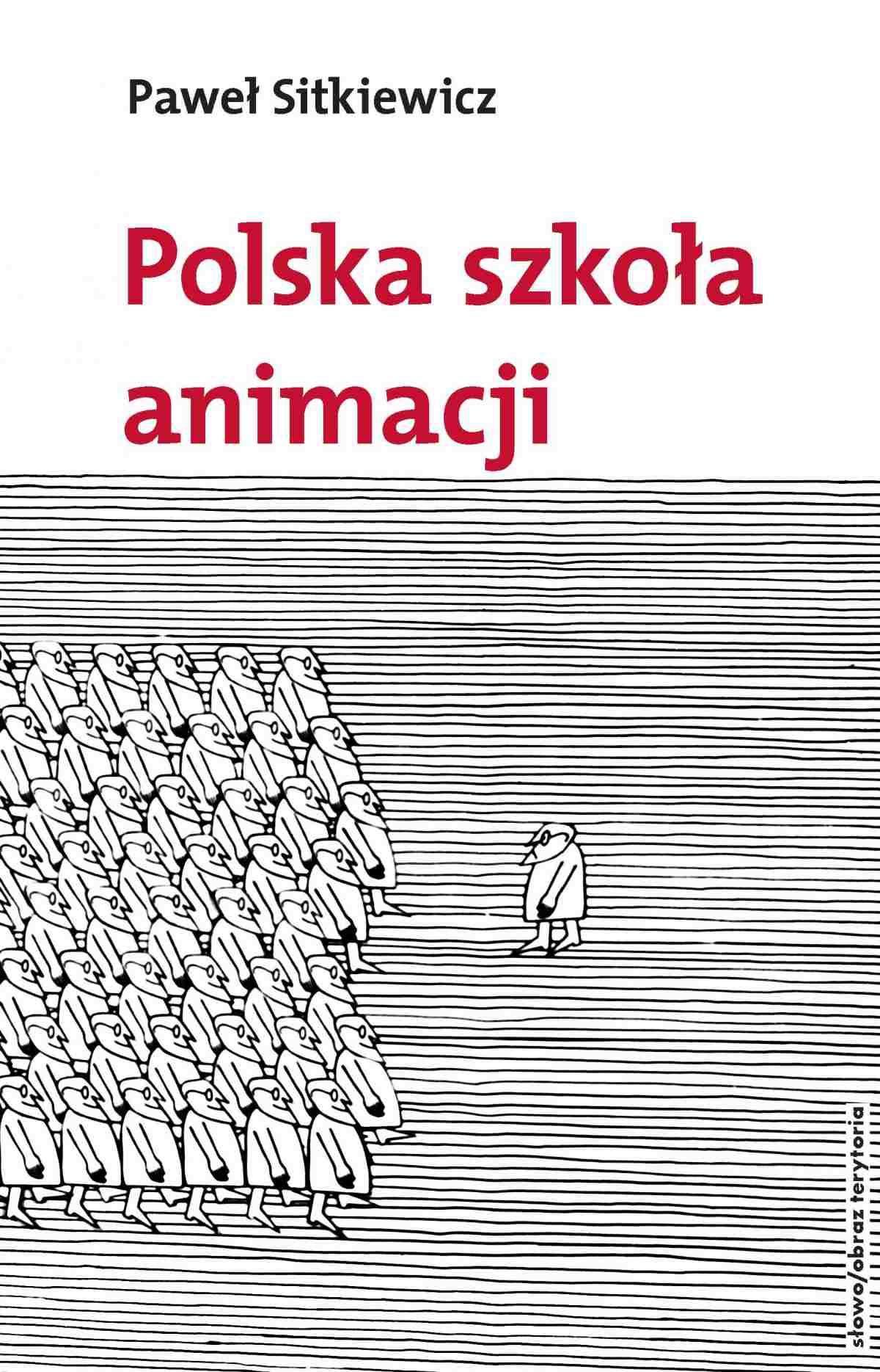 Polska szkoła animacji - Ebook (Książka EPUB) do pobrania w formacie EPUB