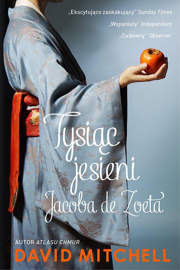 Tysiąc jesieni Jacoba de Zoeta - Ebook (Książka EPUB) do pobrania w formacie EPUB