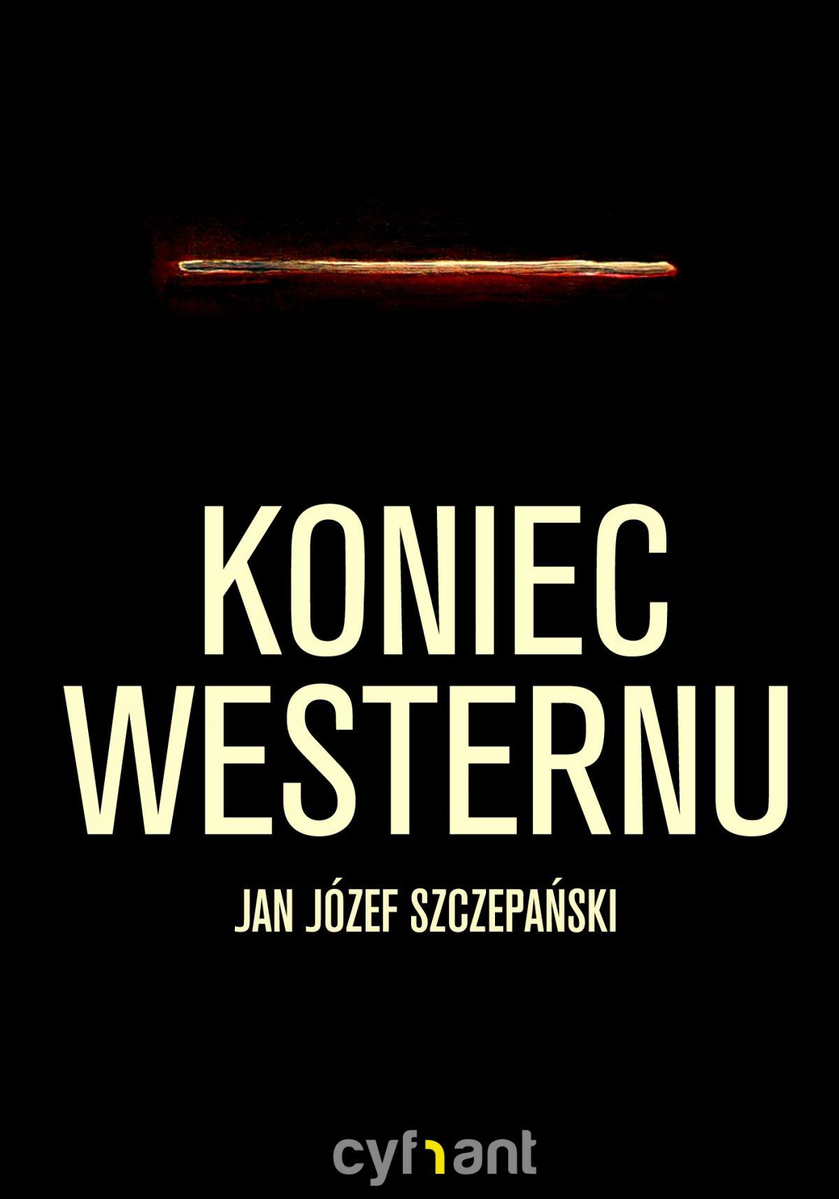 Koniec westernu - Ebook (Książka na Kindle) do pobrania w formacie MOBI
