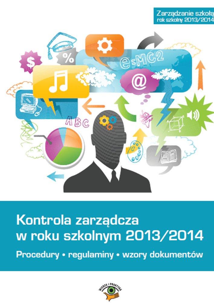 Kontrola zarządcza w roku szkolnym 2013/2014 - Ebook (Książka na Kindle) do pobrania w formacie MOBI