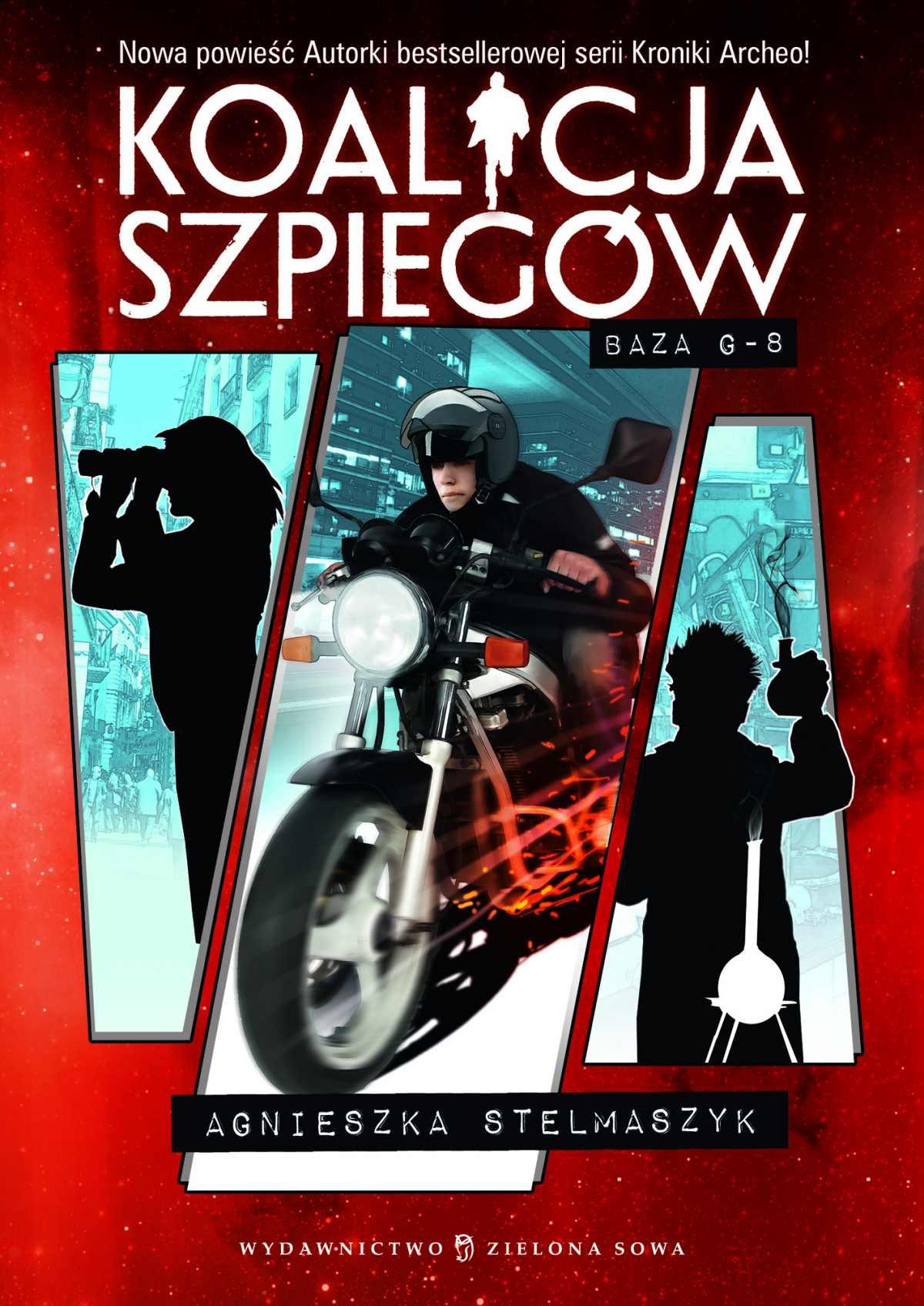 Koalicja szpiegów. Tom 2. Baza G-8 - Ebook (Książka na Kindle) do pobrania w formacie MOBI