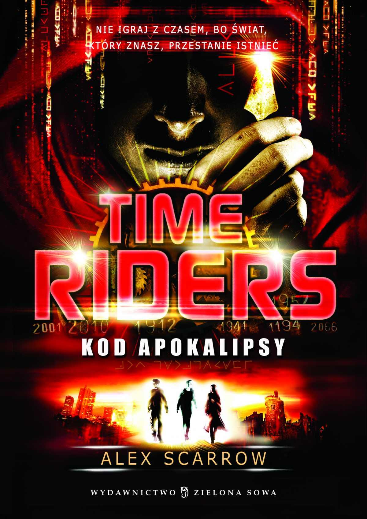 Time Riders. Kod Apokalipsy - Ebook (Książka na Kindle) do pobrania w formacie MOBI