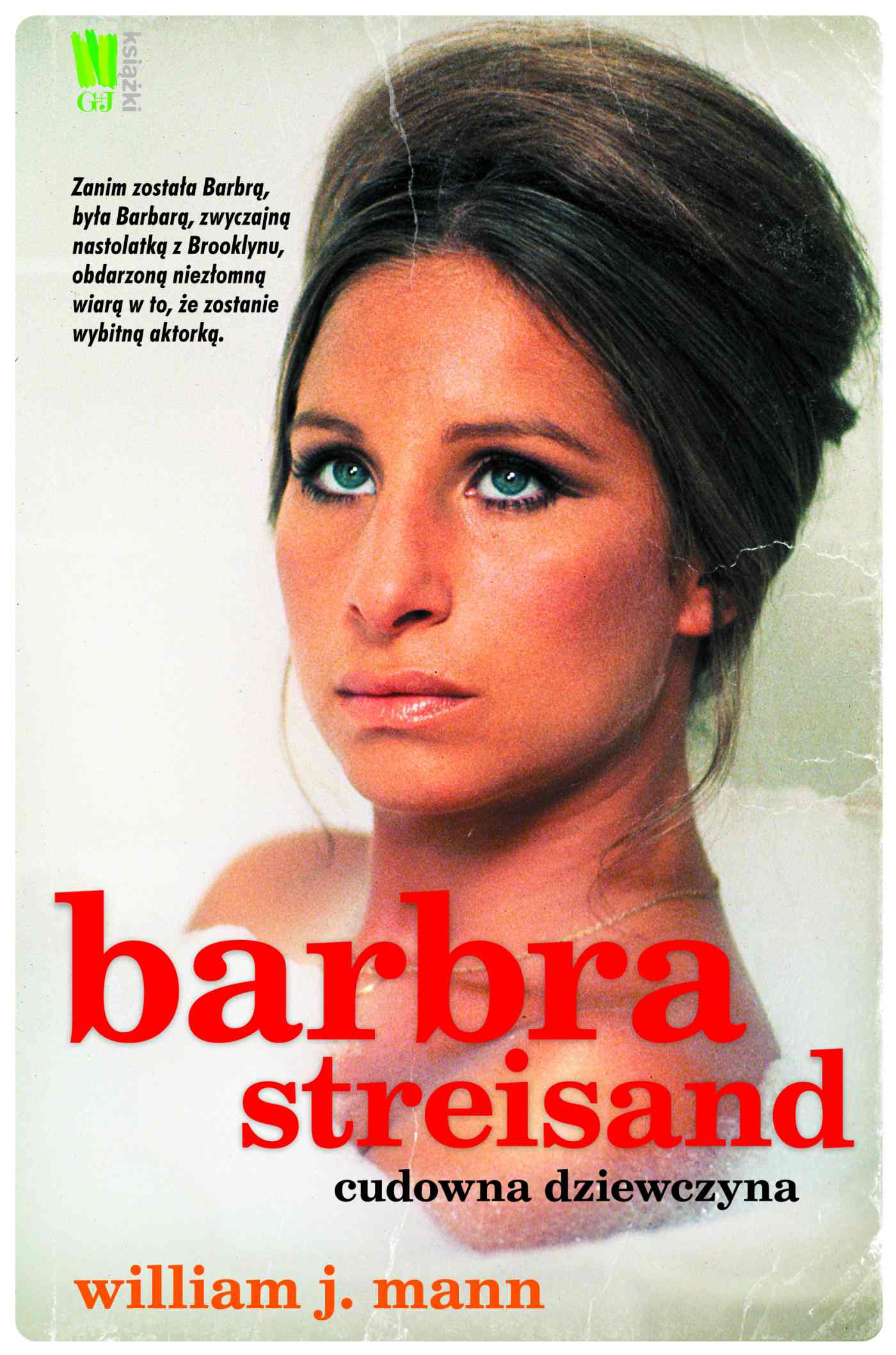 Barbara Streisand. Cudowna dziewczyna - Ebook (Książka EPUB) do pobrania w formacie EPUB