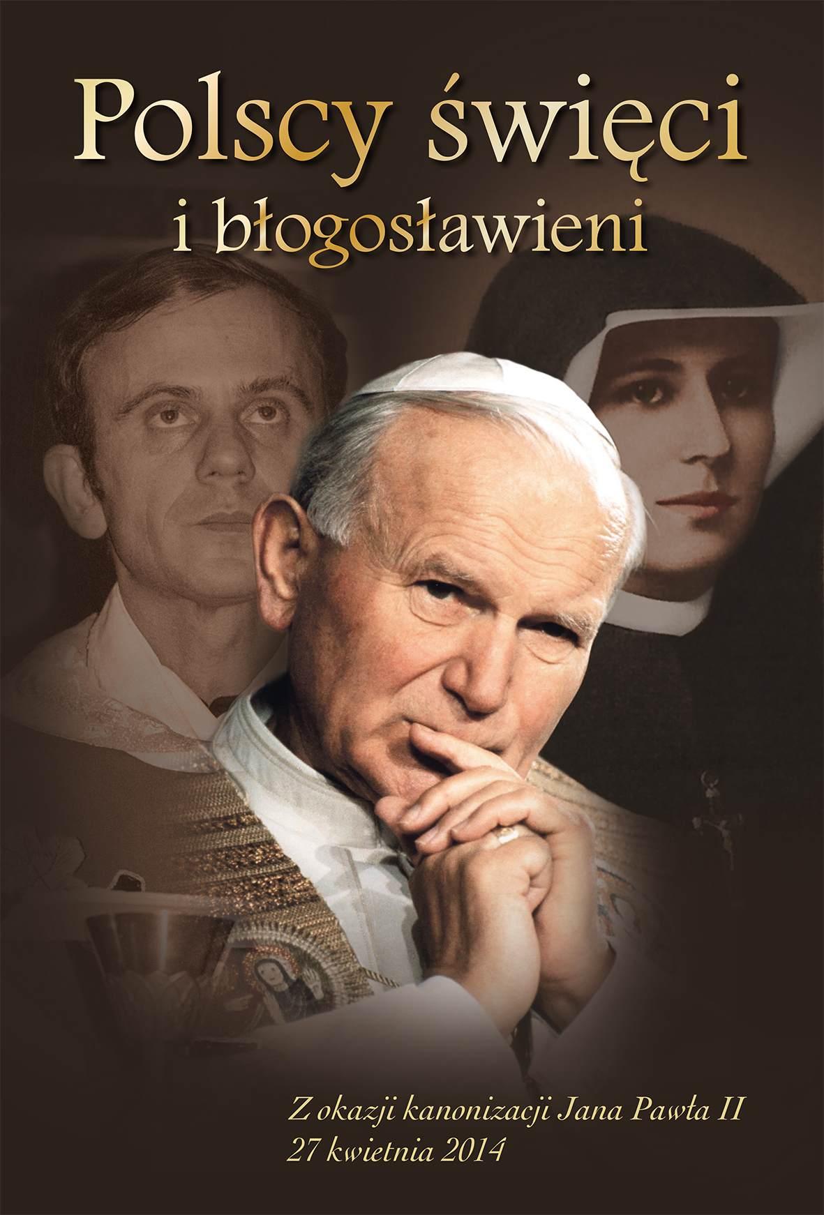 Polscy święci i błogosławieni - Ebook (Książka EPUB) do pobrania w formacie EPUB