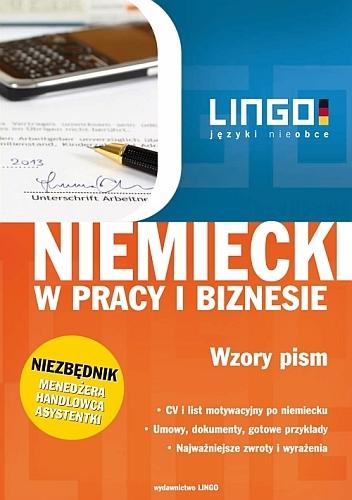 Niemiecki w pracy i biznesie. Wzory pism - Ebook (Książka PDF) do pobrania w formacie PDF