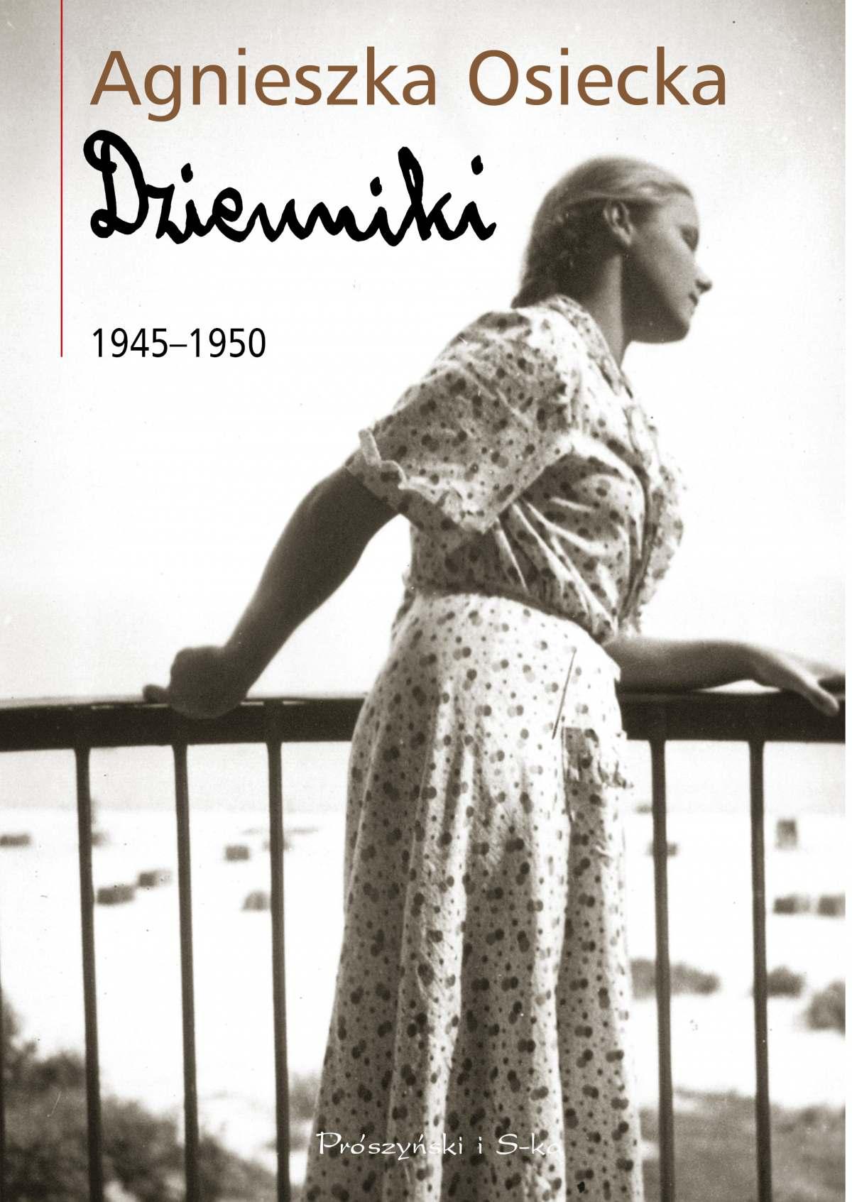 Dzienniki 1945-1950 - Ebook (Książka na Kindle) do pobrania w formacie MOBI