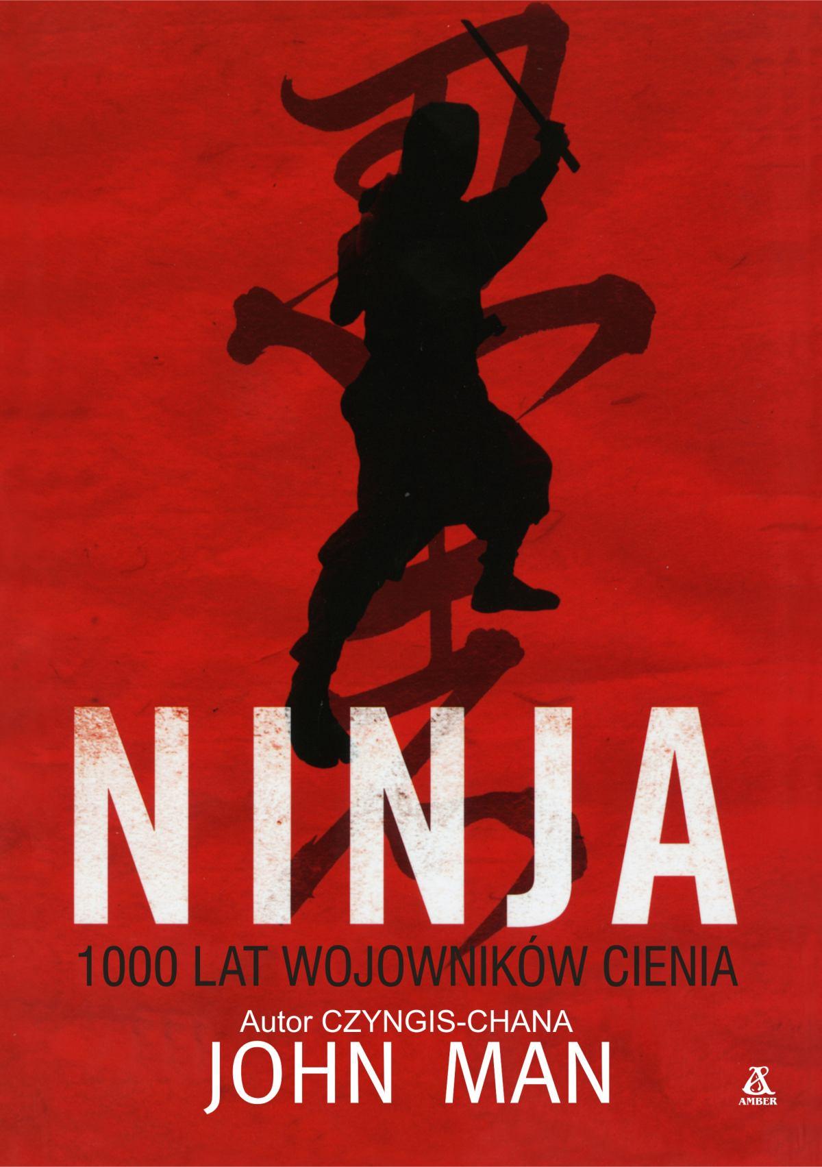 Ninja 1000 lat wojowników cienia - Ebook (Książka EPUB) do pobrania w formacie EPUB