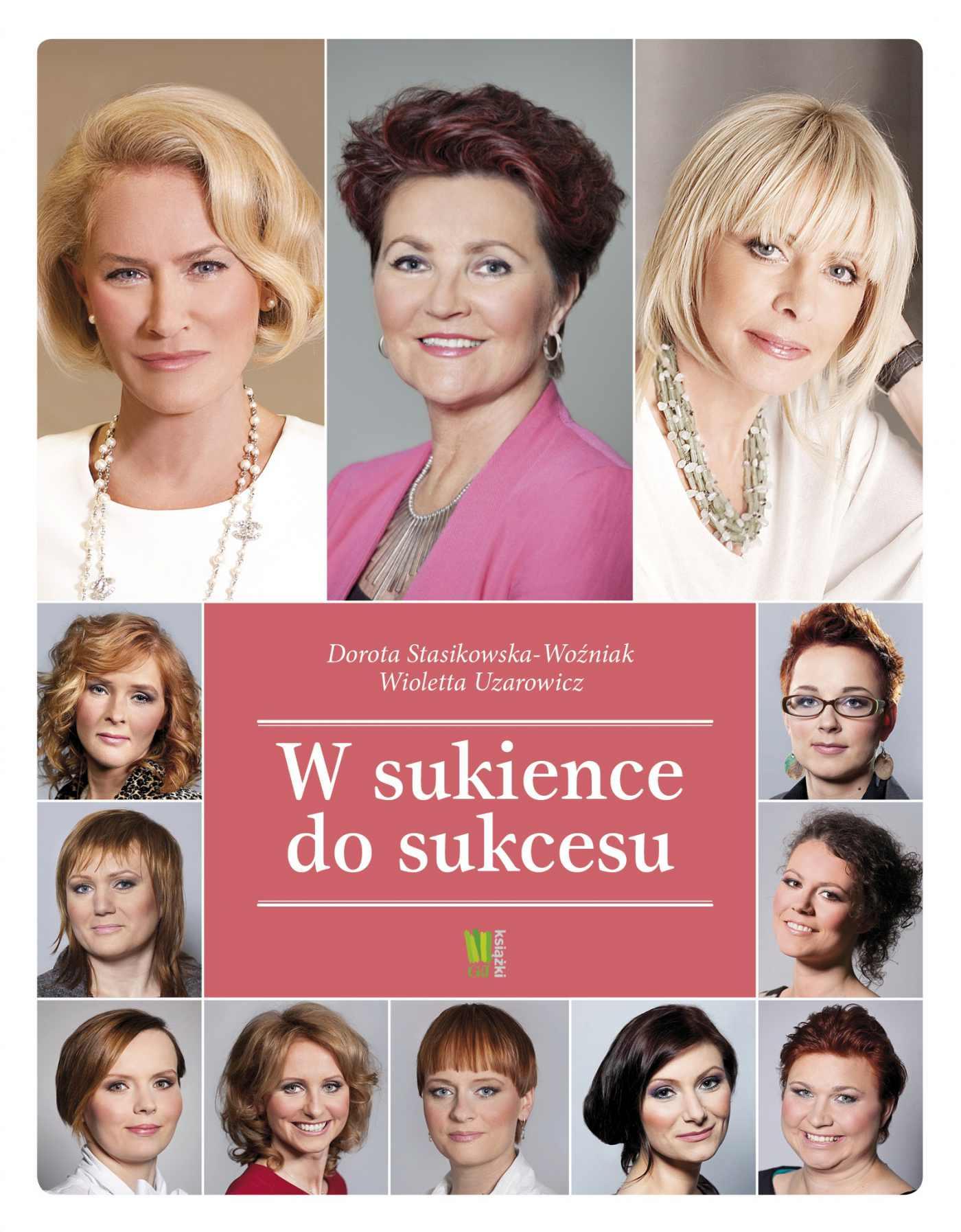 W sukience do sukcesu - Ebook (Książka EPUB) do pobrania w formacie EPUB
