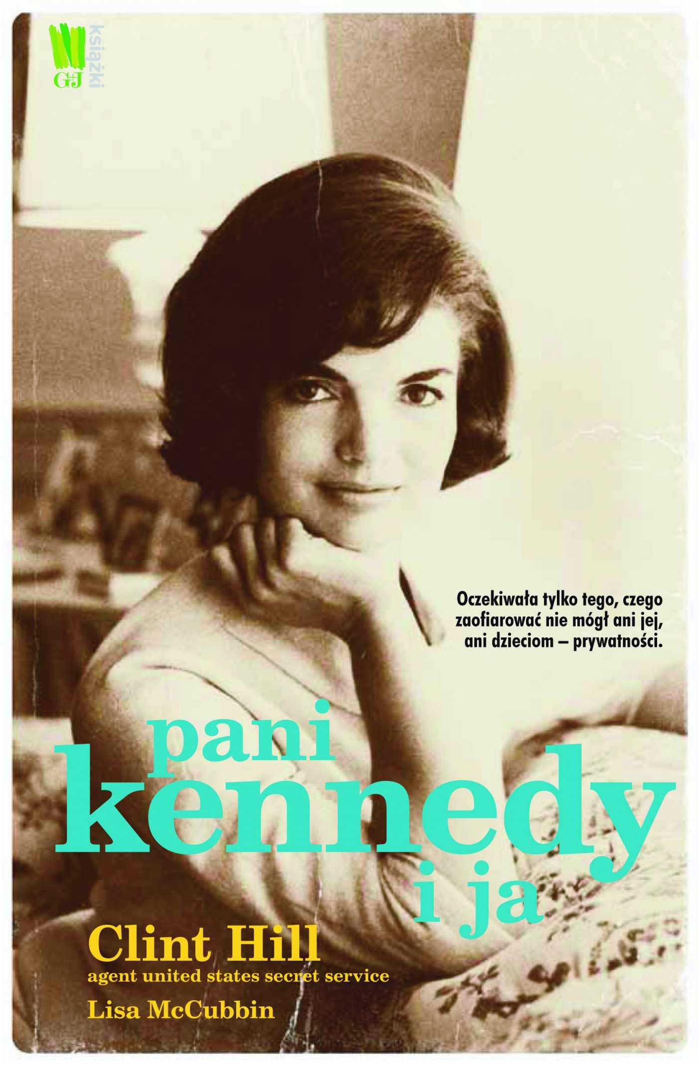 Pani Kennedy i ja - Ebook (Książka EPUB) do pobrania w formacie EPUB