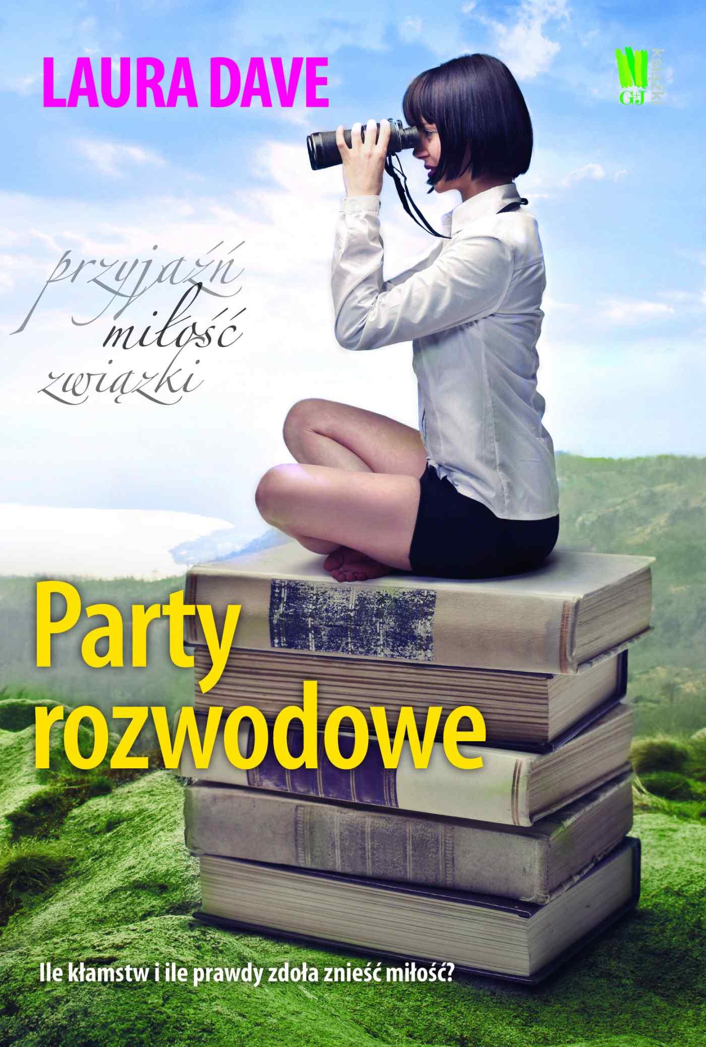 Party rozwodowe - Ebook (Książka EPUB) do pobrania w formacie EPUB