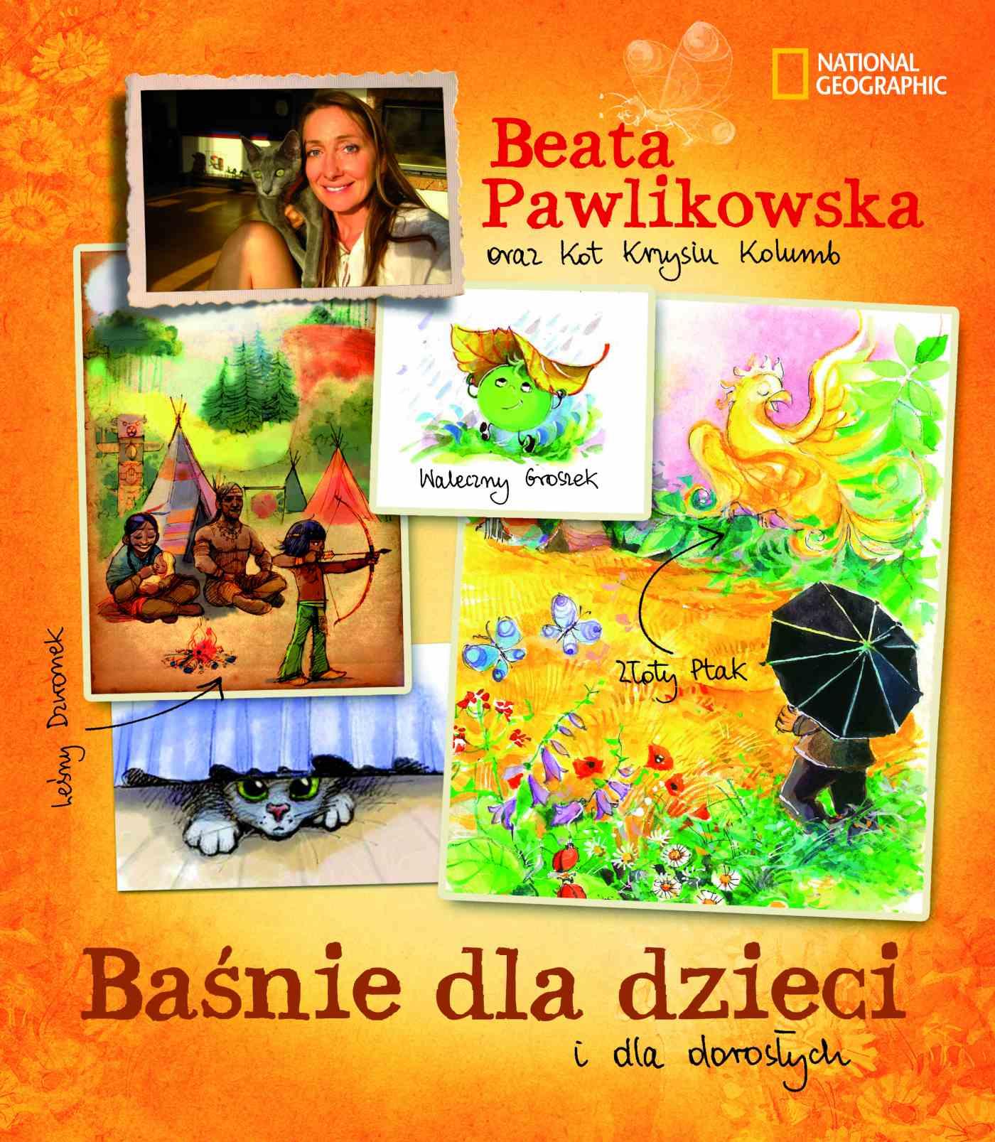 Baśnie dla dzieci i dla dorosłych Beaty Pawlikowskiej - Ebook (Książka EPUB) do pobrania w formacie EPUB