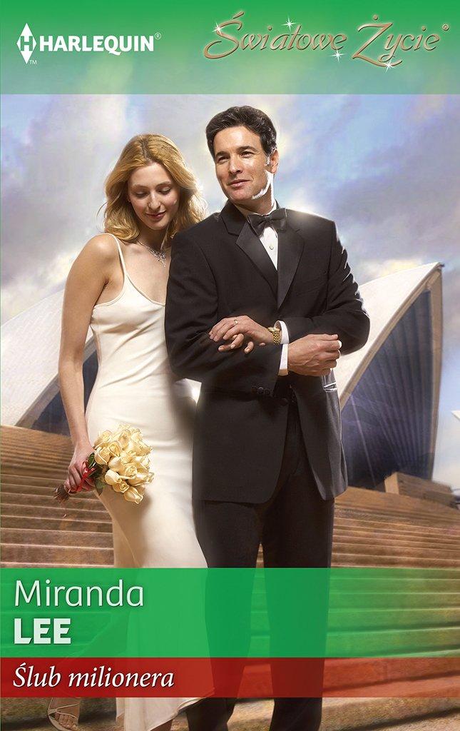 Ślub milionera - Ebook (Książka na Kindle) do pobrania w formacie MOBI