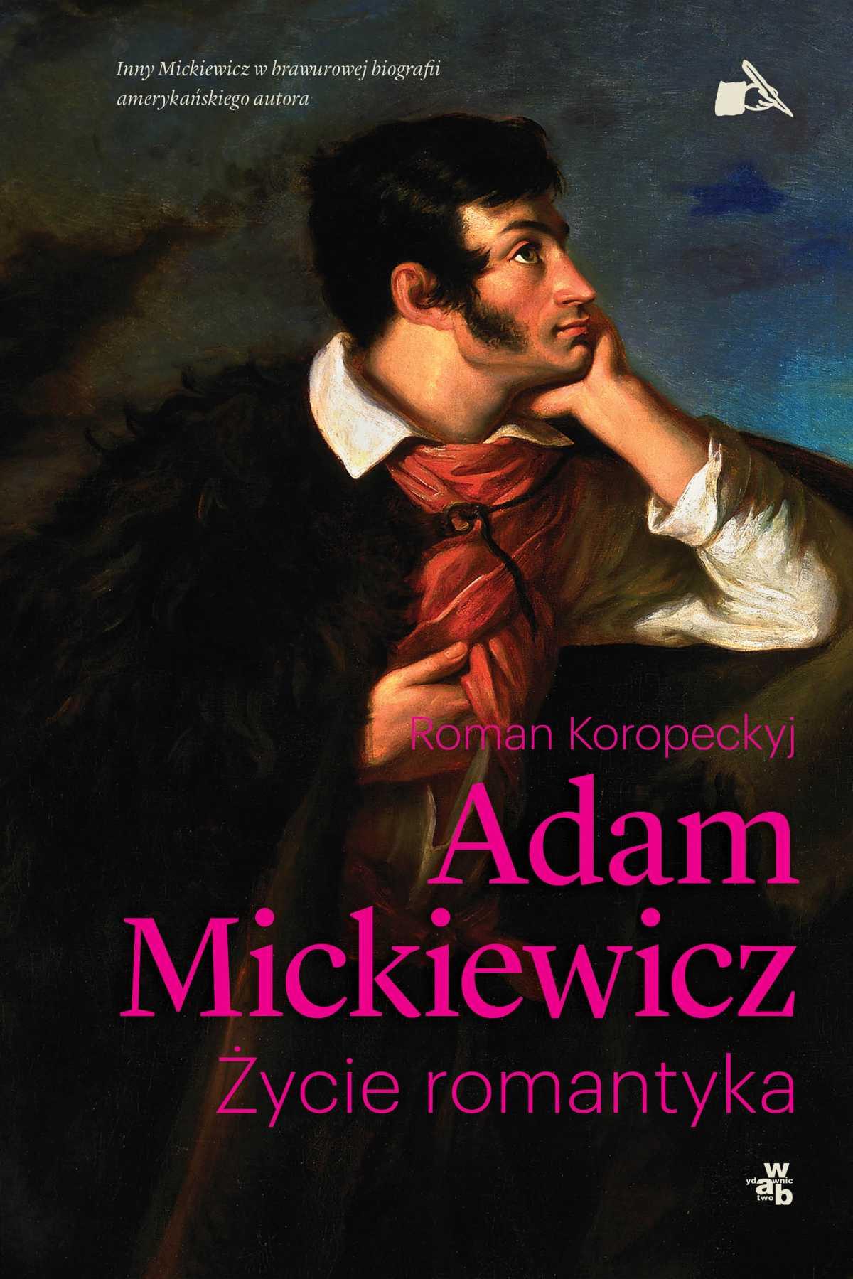 Mickiewicz. Życie romantyka - Ebook (Książka EPUB) do pobrania w formacie EPUB