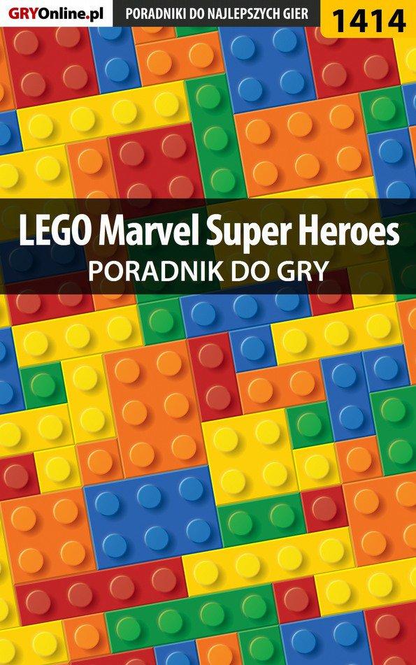 LEGO Marvel Super Heroes - poradnik do gry - Ebook (Książka PDF) do pobrania w formacie PDF