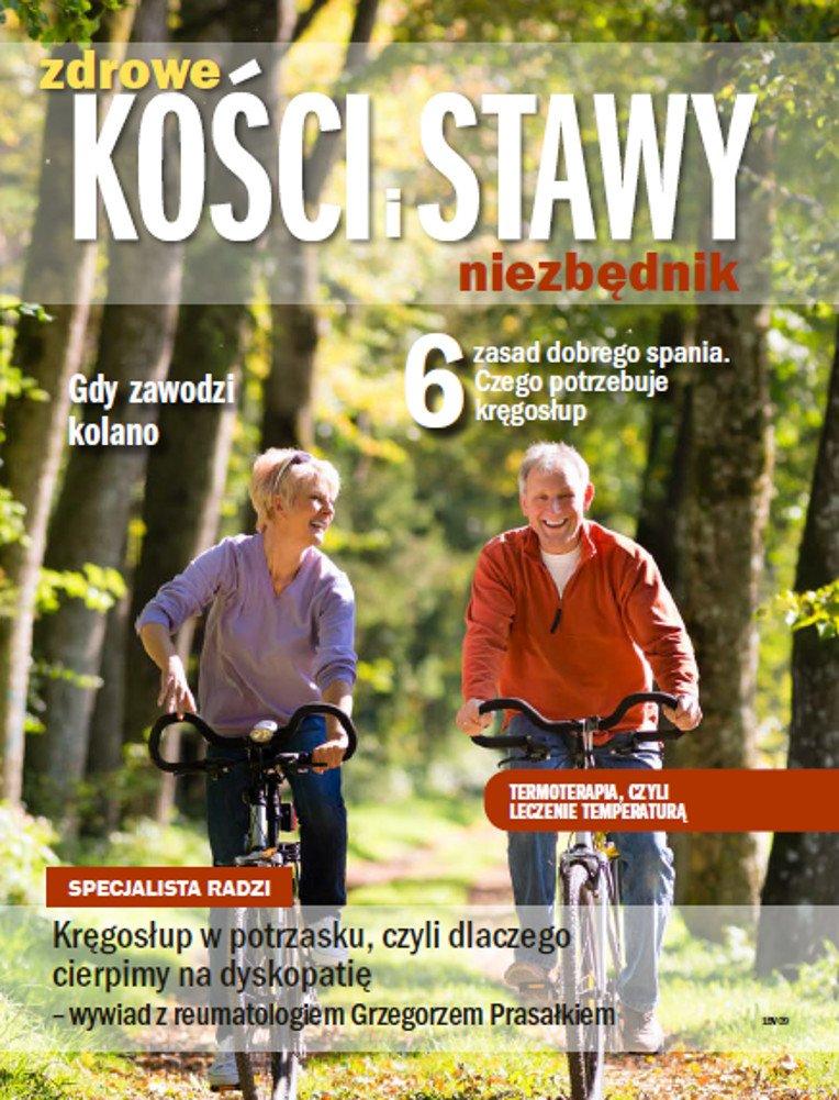 Zdrowe Kości i Stawy Niezbędnik - Ebook (Książka PDF) do pobrania w formacie PDF