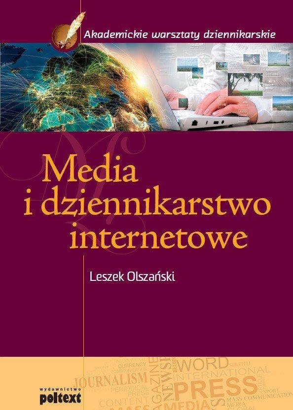 Media i dziennikarstwo internetowe - Ebook (Książka na Kindle) do pobrania w formacie MOBI