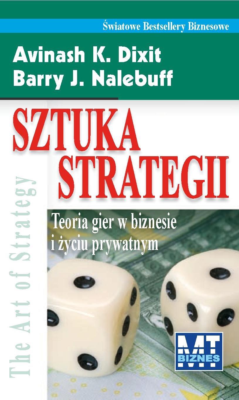 Sztuka strategii - Ebook (Książka na Kindle) do pobrania w formacie MOBI