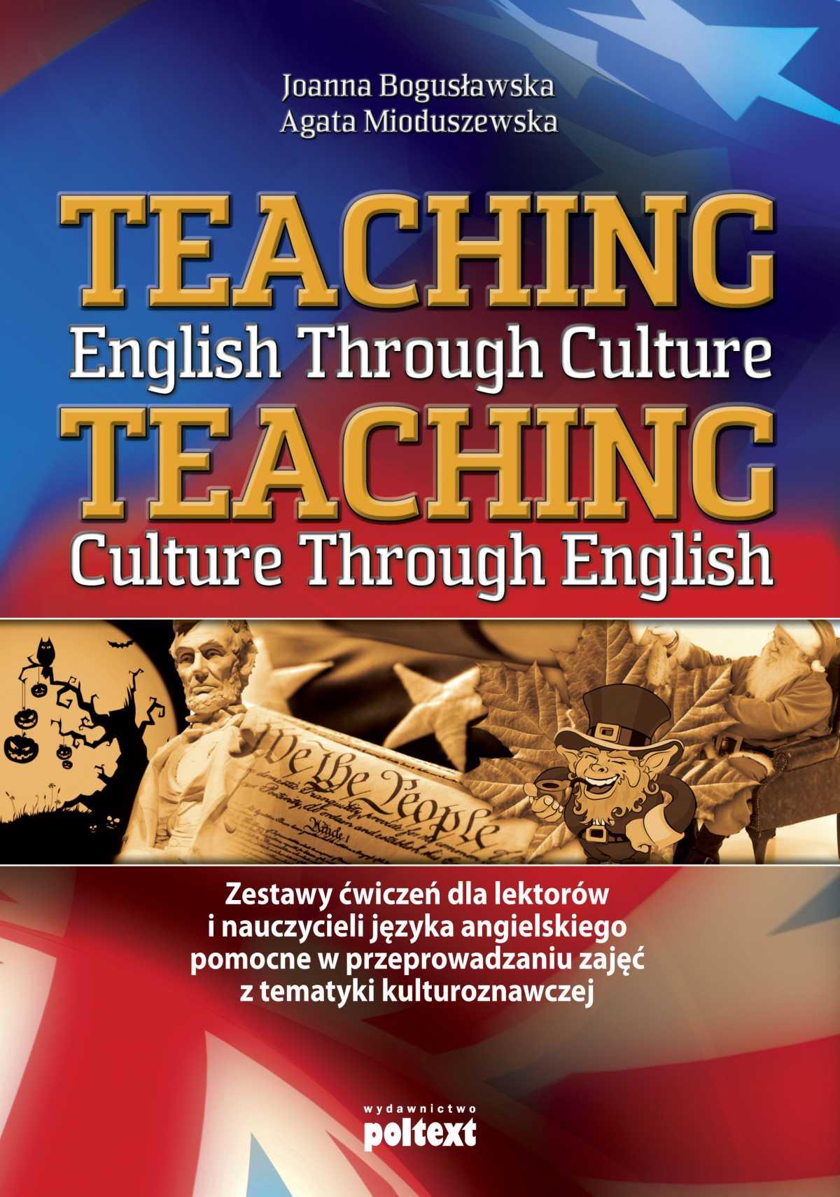 Teaching English Through Culture - Ebook (Książka na Kindle) do pobrania w formacie MOBI