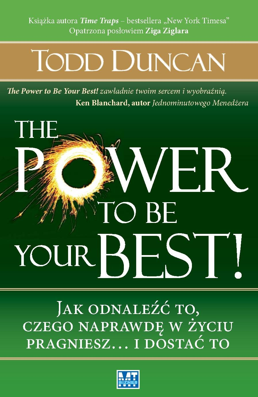 The Power to Be Your Best! - Ebook (Książka na Kindle) do pobrania w formacie MOBI