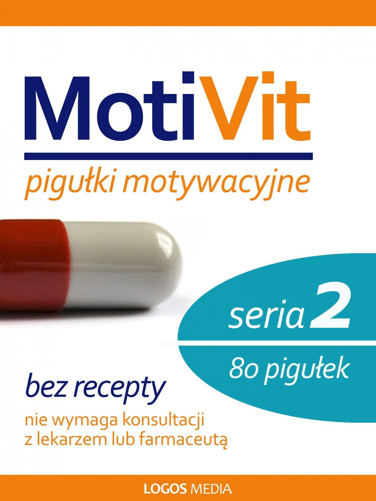 MotiVit. Pigułki motywacyjne. Seria 2 - Ebook (Książka na Kindle) do pobrania w formacie MOBI