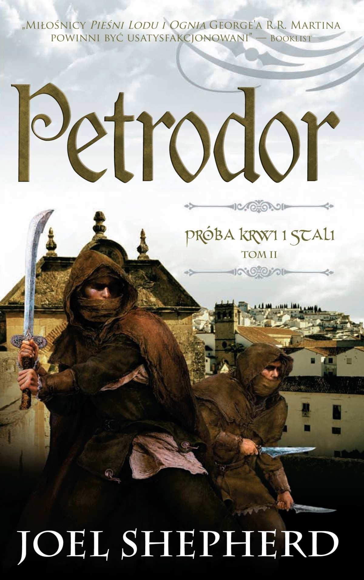 Próba krwi i stali. Petrodor - Ebook (Książka EPUB) do pobrania w formacie EPUB