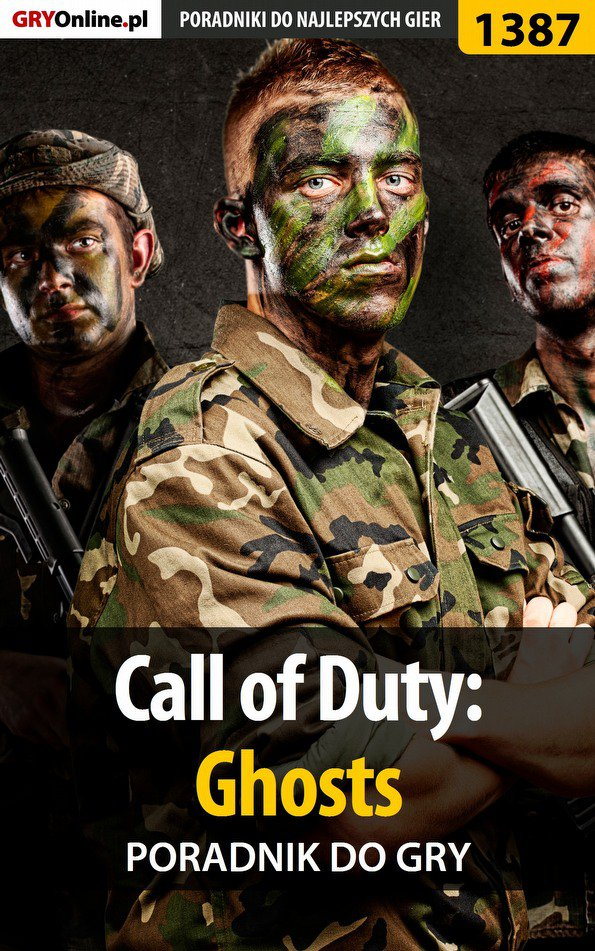 Call of Duty: Ghosts - poradnik do gry - Ebook (Książka PDF) do pobrania w formacie PDF