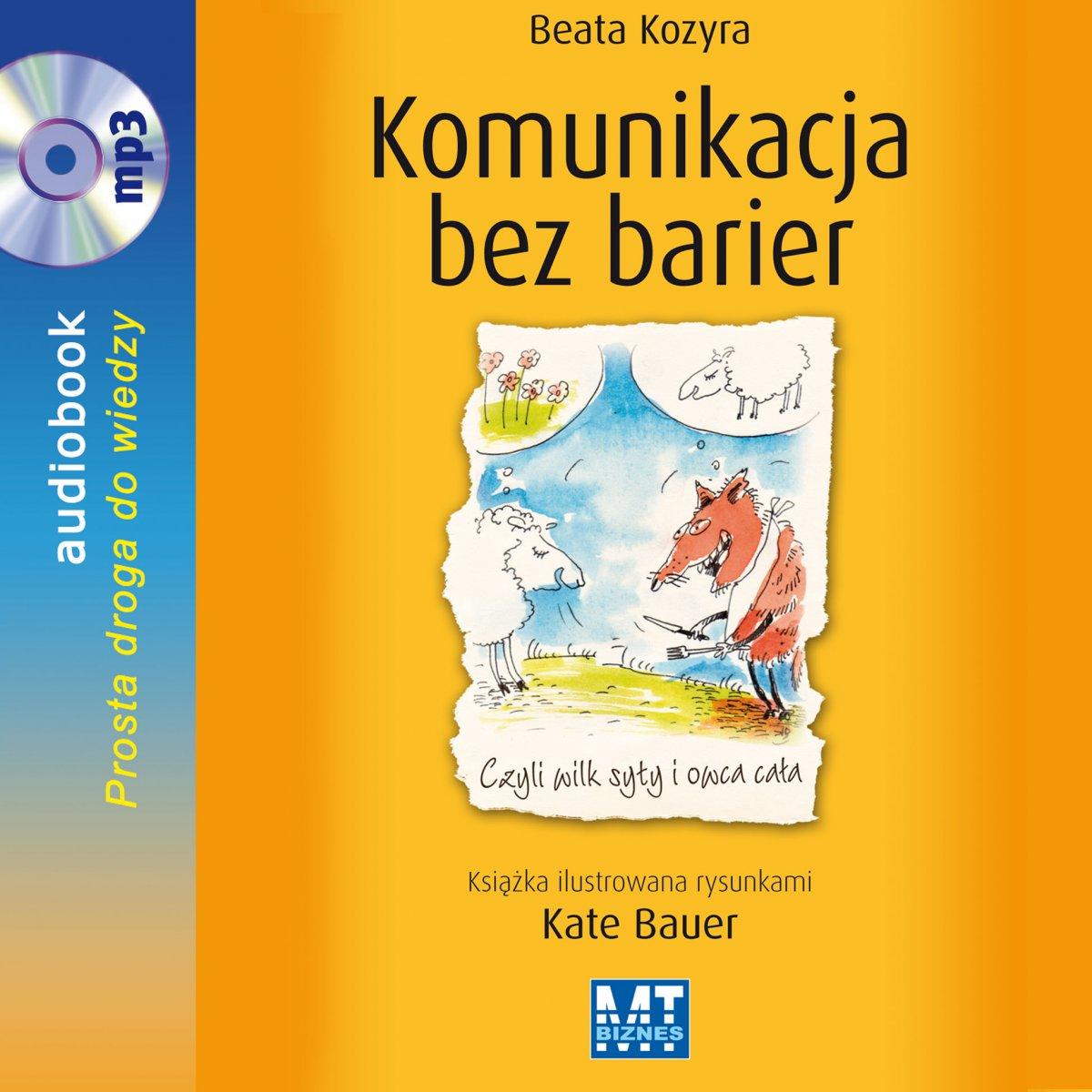 Komunikacja bez barier - Audiobook (Książka audio MP3) do pobrania w całości w archiwum ZIP