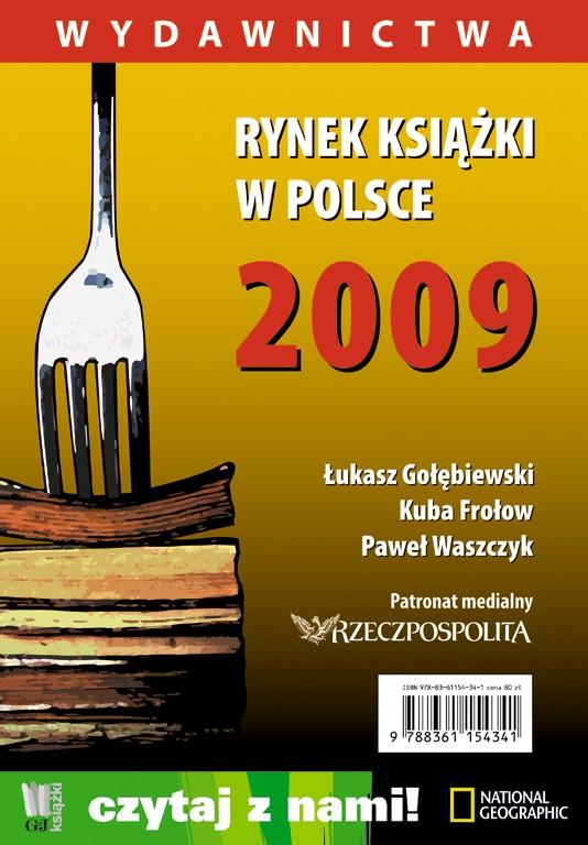 Rynek książki w Polsce 2009. Wydawnictwa - Ebook (Książka PDF) do pobrania w formacie PDF