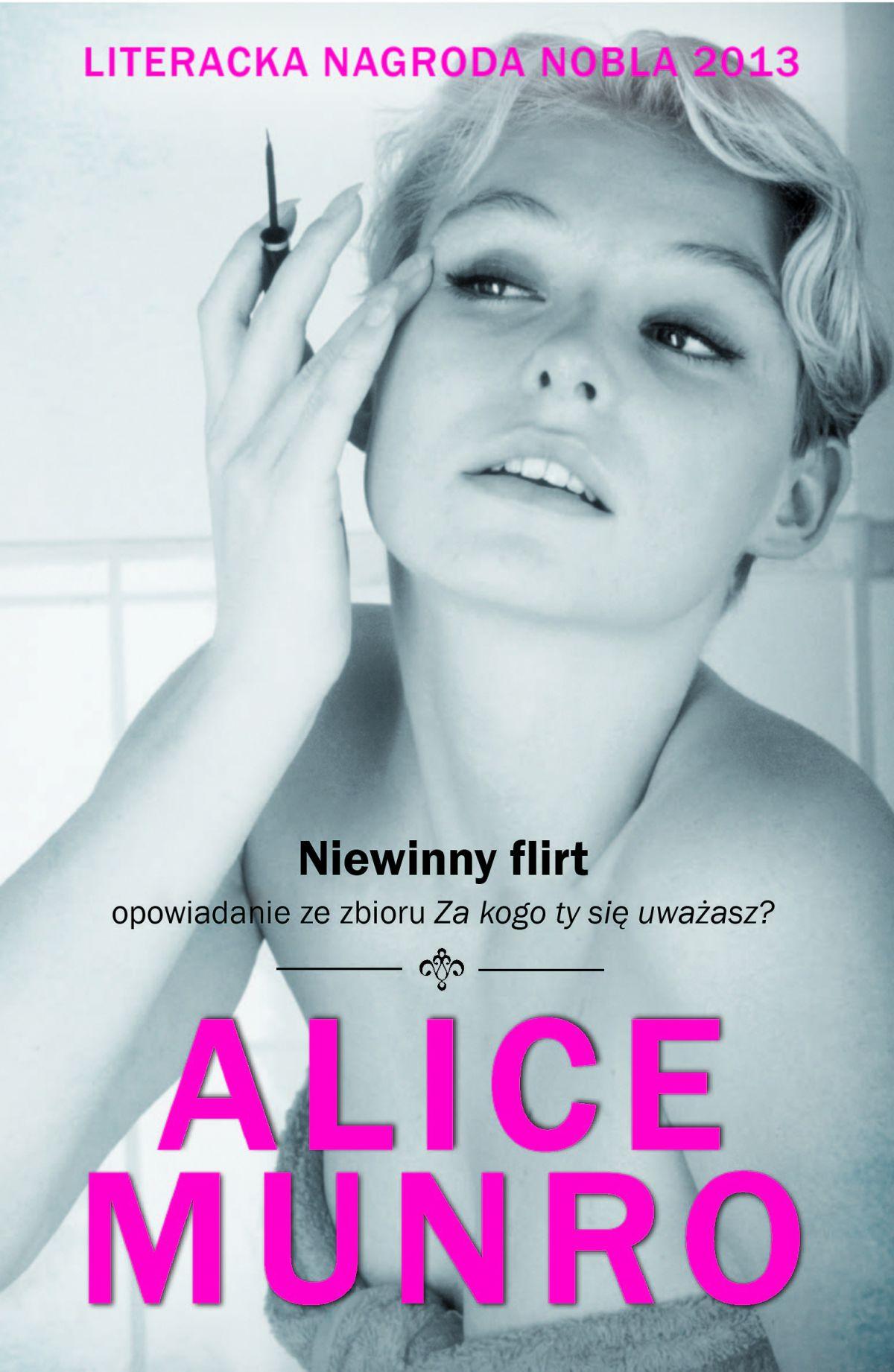 Niewinny flirt - Ebook (Książka na Kindle) do pobrania w formacie MOBI