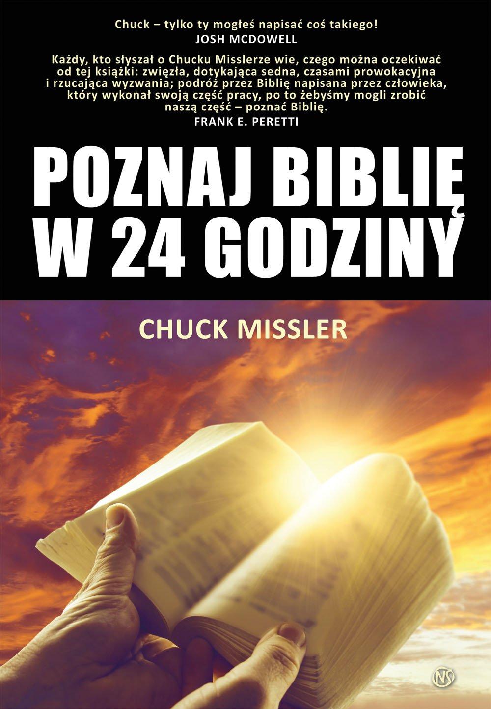 Poznaj Biblię w 24 godziny - Ebook (Książka EPUB) do pobrania w formacie EPUB